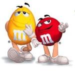 M & M
