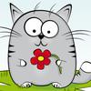 Любимая кошка