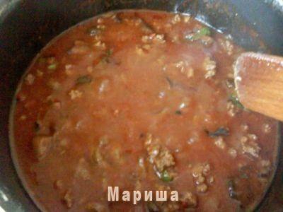 Мясная подливка рецепты от мариши