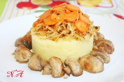 Начинка для пирожков из квашеной капусты рецепт пошагово 184