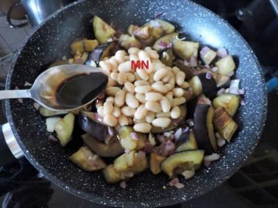 вторые блюда из баклажан