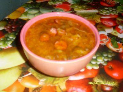 Суп из квашеной капусты рецепт с пошагово