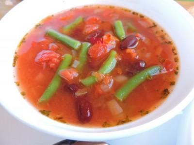 Суп с красной фасолью консервированной и курицей рецепт с пошагово