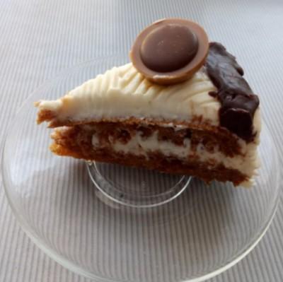 Как делать медовый торт