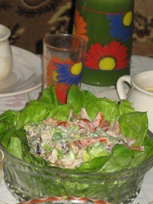 Если Вам нужен рецепт салат коктейль - Вы попали прямо в точку. В