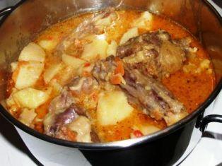 Говяжьи ребрышки с картошкой в мультиварке рецепты