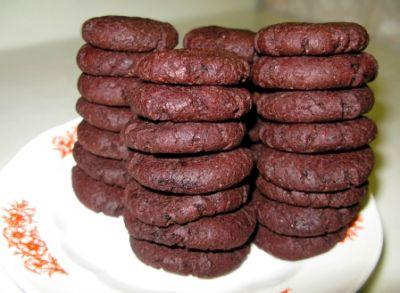 Печенье с вареньем быстро и просто рецепт