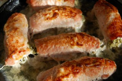 рулетики из свинины с в духовке с фото