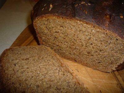 крыму Серый хлеб рецепт в как