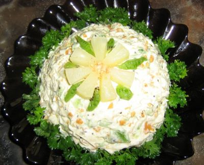 Пошаговые салаты для банкета с фото