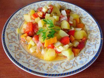 125302 Лучший друг нашего желудка – овощной суп