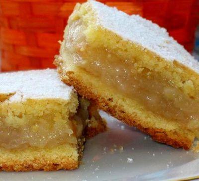 яблочный пирог польская шарлотка рецепт