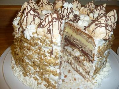 dovna рецепт kиевскии торт