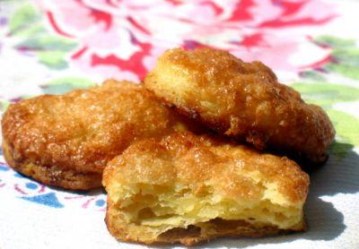 Польское сметанное печенье smietankowe