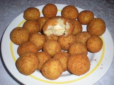 пюре шариками рецепт Картофельное
