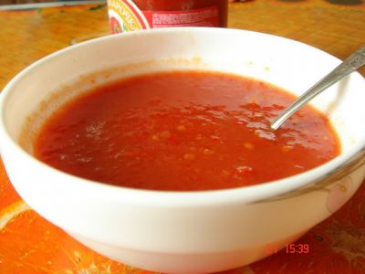 Рецептура производства томатных соусов