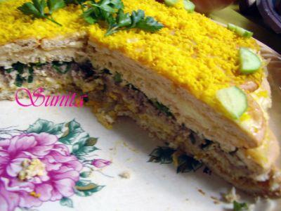Желейный торт торт на кипятке