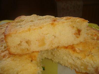 Пирог яблочный с разрыхлителем