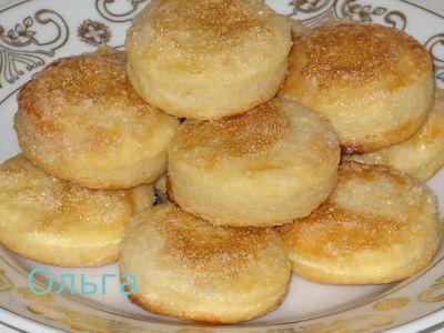 Вкусное печенье сметанное рецепт