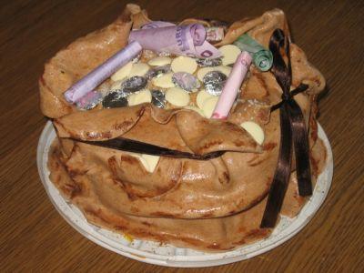 Торт с боруссией фото 2