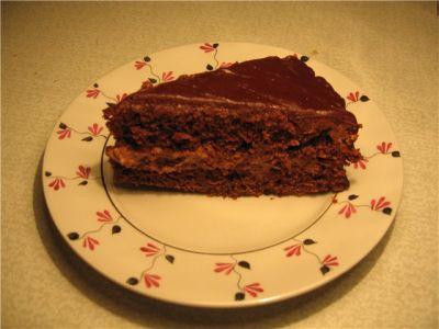 Торт прага мой вариант