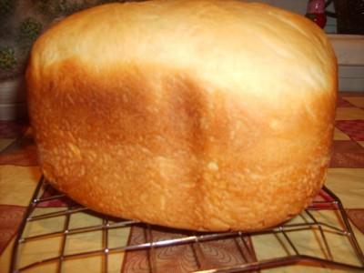 рецепт как сделать хлеб в хлебопечке