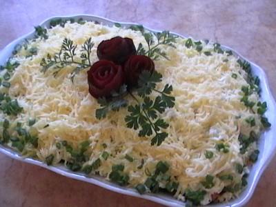 салат бонапарт рецепт и фото