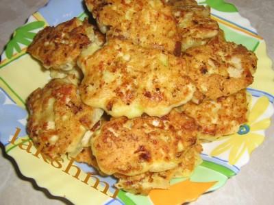 Вторые блюда из куриного филе