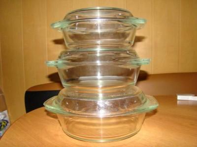 Посуда для микроволновки - огнеупорна или нет?  У меня есть набор стеклянной посуды для микроволновки...