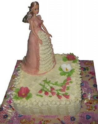 Торт фруктовый на день рождения фото 3