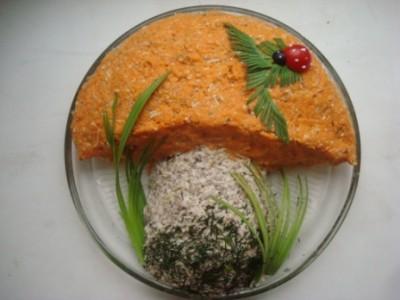 Re: Идеи оформления салатов.