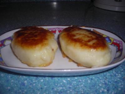 Как приготовить манники жареные на сковороде рецепт