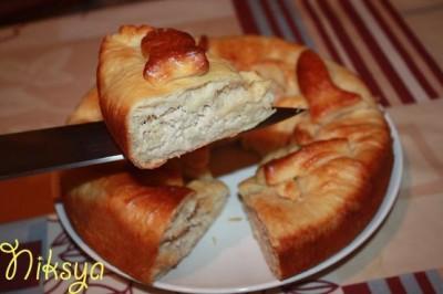 Пирог с тунцом «Ошеломительный»