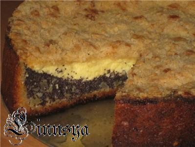 Торт с рикоттой от юлии высоцкой