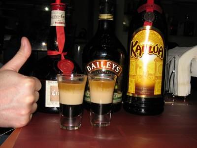 B-52 : Напитки алкогольные