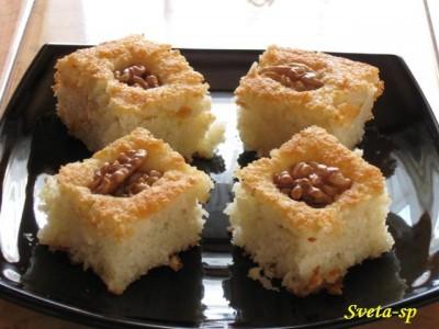 Гарисе восточная сладость