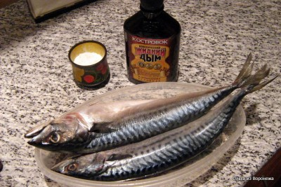 Копчение рыбы в домашних условиях с жидким дымом 267