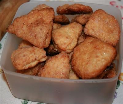 180624 Печенье «Медвежьи ушки»   продолжаем рецепт