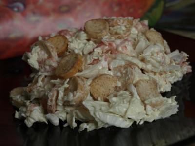 Салат сантана рецепт