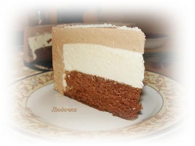 бисквит с молочным шоколадом рецепт