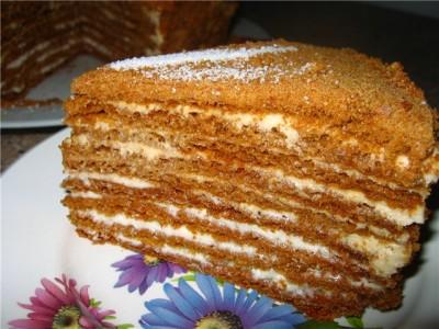 Make your фото Рецепт торта рыжик с refineries processed Today