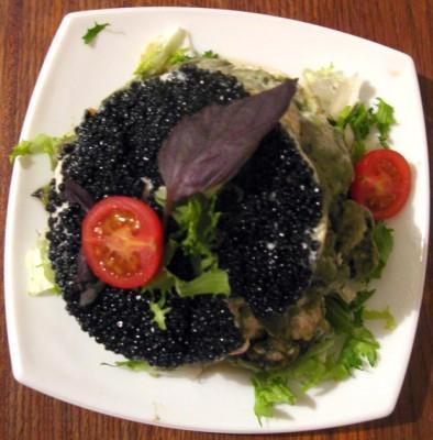 рецепт салата натуральные крабы