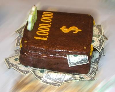 Торт на 30 лет мужу - f3333