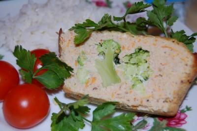 суфле из отварной курицы рецепт с фото