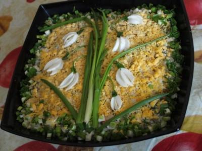 Рецепты салатов на праздник с фото