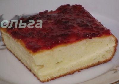 рецепт пирога с изюмом на сметане