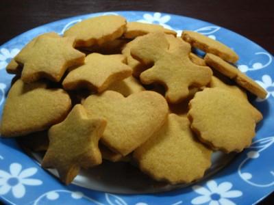 Песочное классическое печенье пошаговый рецепт с фото