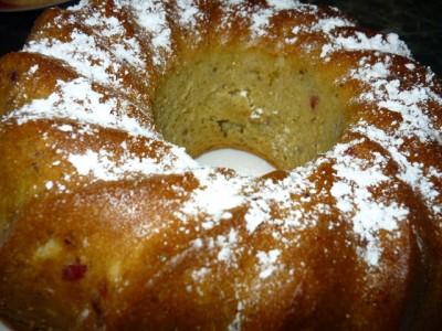 кулинарные рецепты с фото кекс сметанник