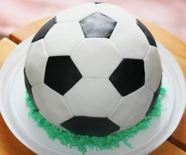 Торт своими руками футбольный мяч