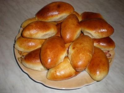 пирожки с картошкой в духовке рецепт с фото